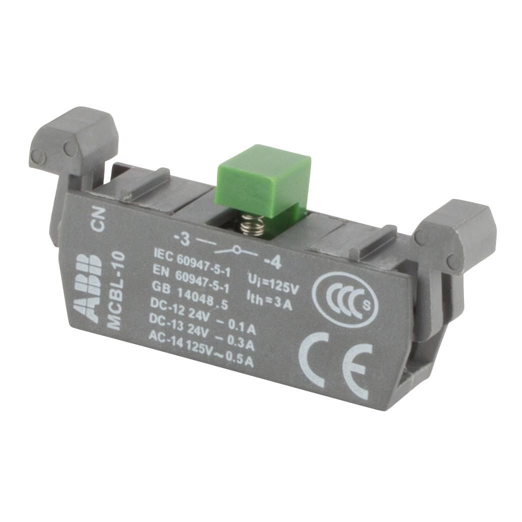 ABB MCBL-10 Micro Switch Contact Block