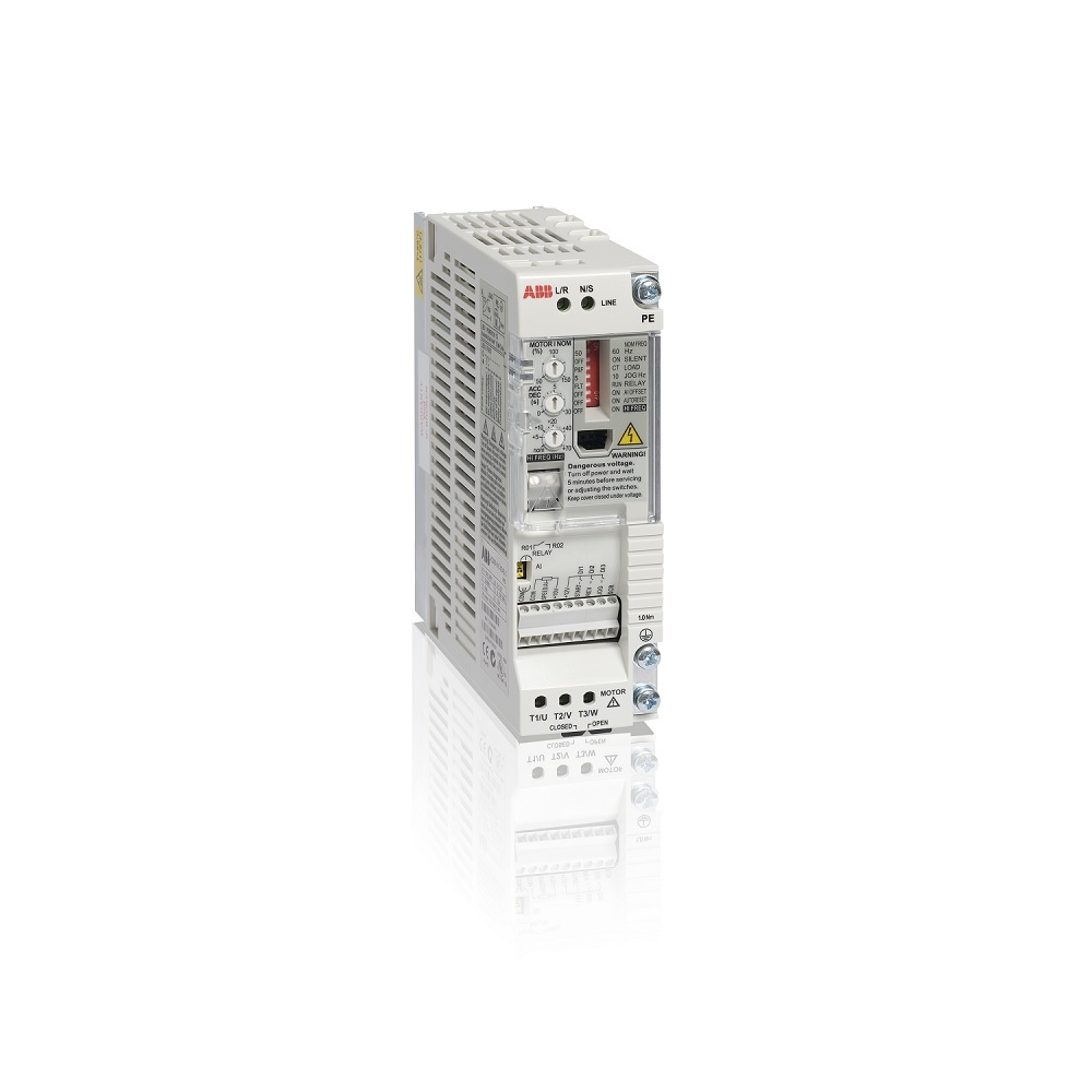 ABB ACS55-01E-02A2-2 Micro AC Drive