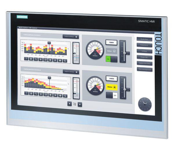 Siemens 6AV21240UC020AX0 SIMATIC Comfort Panel