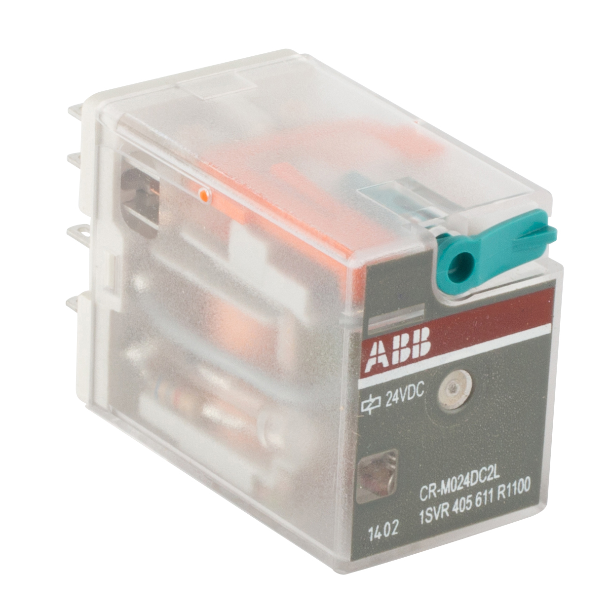 ABB 1SVR405611R1100 Miniature Interface Relay