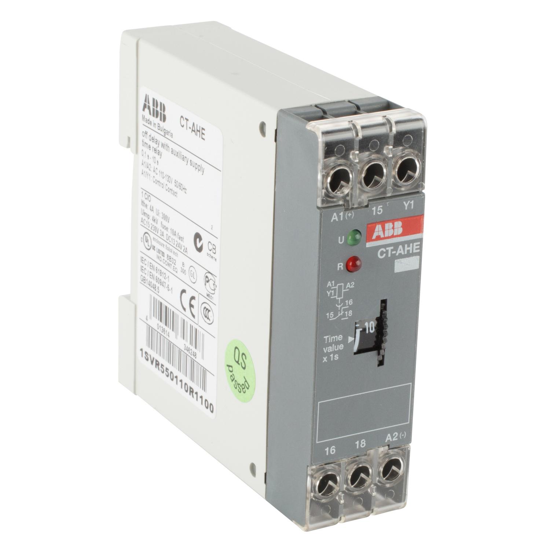 ABB 1SVR550110R1100 Time Relay