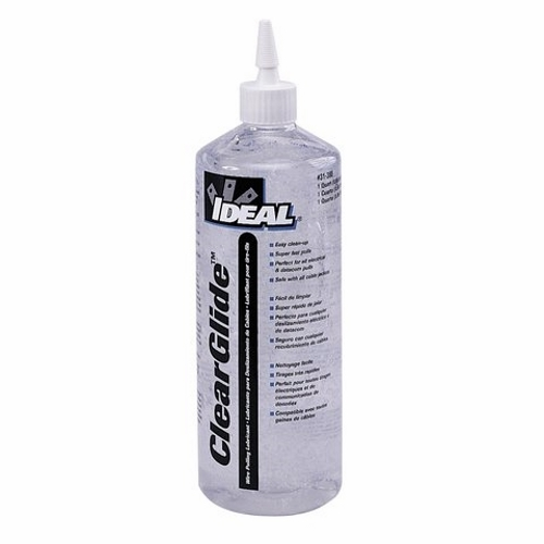 IDEAL 31-388 ClearGlide Wire Pulling Lubricant