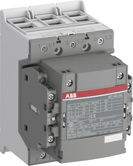 ABB AF140-30-22-14 Line Contactor