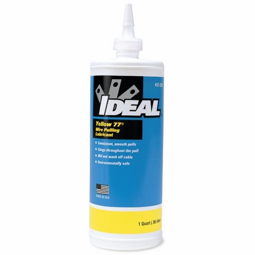 IDEAL 31-358 Yellow 77 Wire Pulling Lubricant