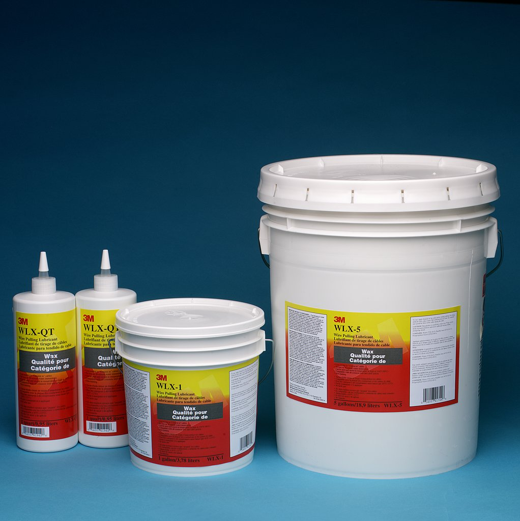 3M WLX-1 Wire Pulling Lubricant