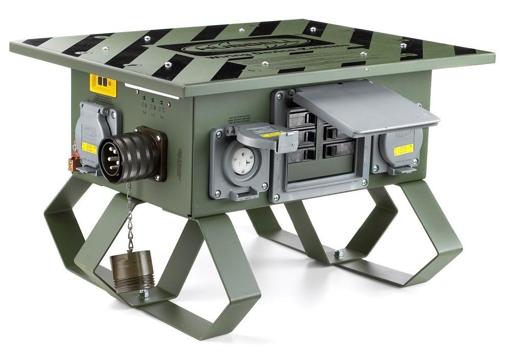 Hubbell SCTL0 II Temporary Power Box