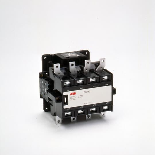 ABB EK110C4P-1L Contactor