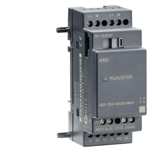 Siemens 6ED10551MA000BA0 PLC Expansion Module