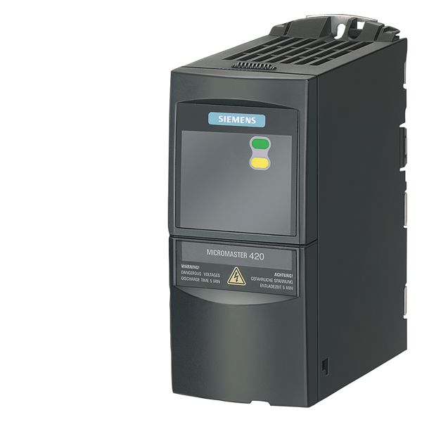 Siemens 6SE64202UC137AA1 AC Variable Frequency Drive