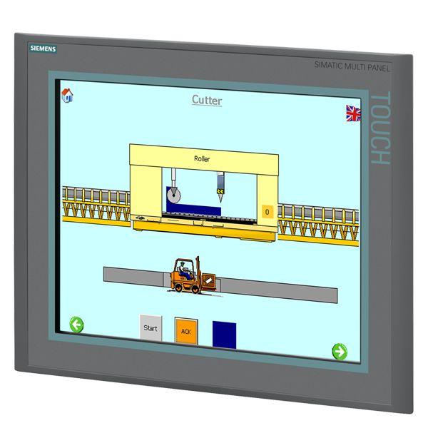 Siemens 6AV66448AB200AA1 SIMATIC Touch Multi-Panel