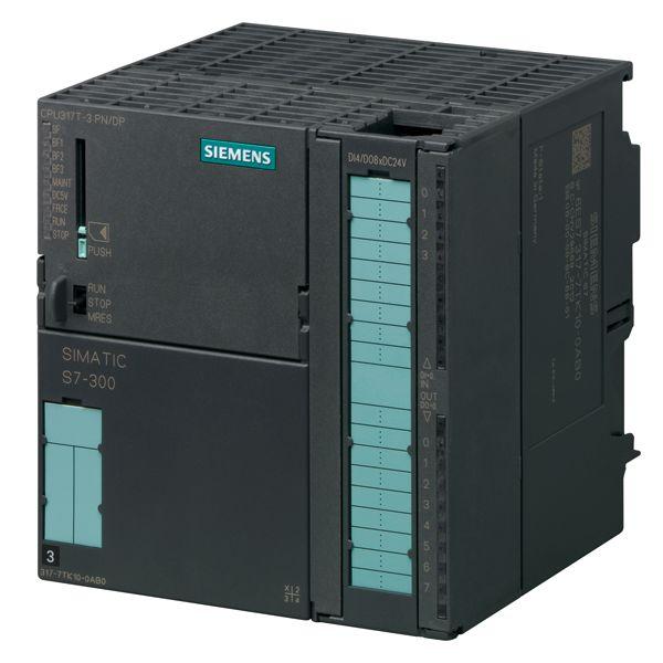 Siemens 6ES73177TK100AB0 SIMATIC Central Processing Unit