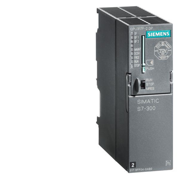 Siemens 6ES73176FF040AB0 SIMATIC Central Processing Unit