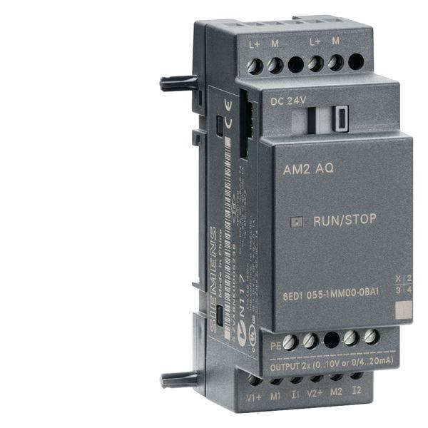 Siemens 6ED10551MM000BA1 PLC Expansion Module