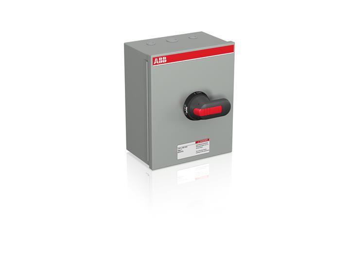 ABB EOT100U3M1-S Enclosed Disconnect Switch