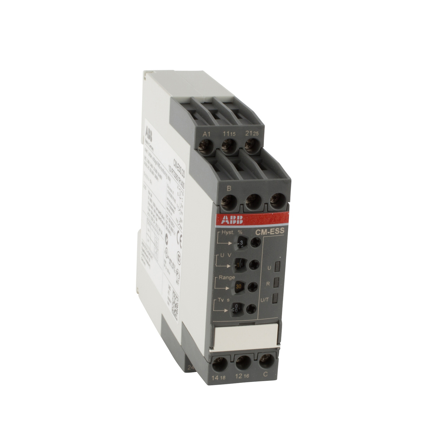 ABB 1SVR730831R1400 Voltage Monitoring Relay