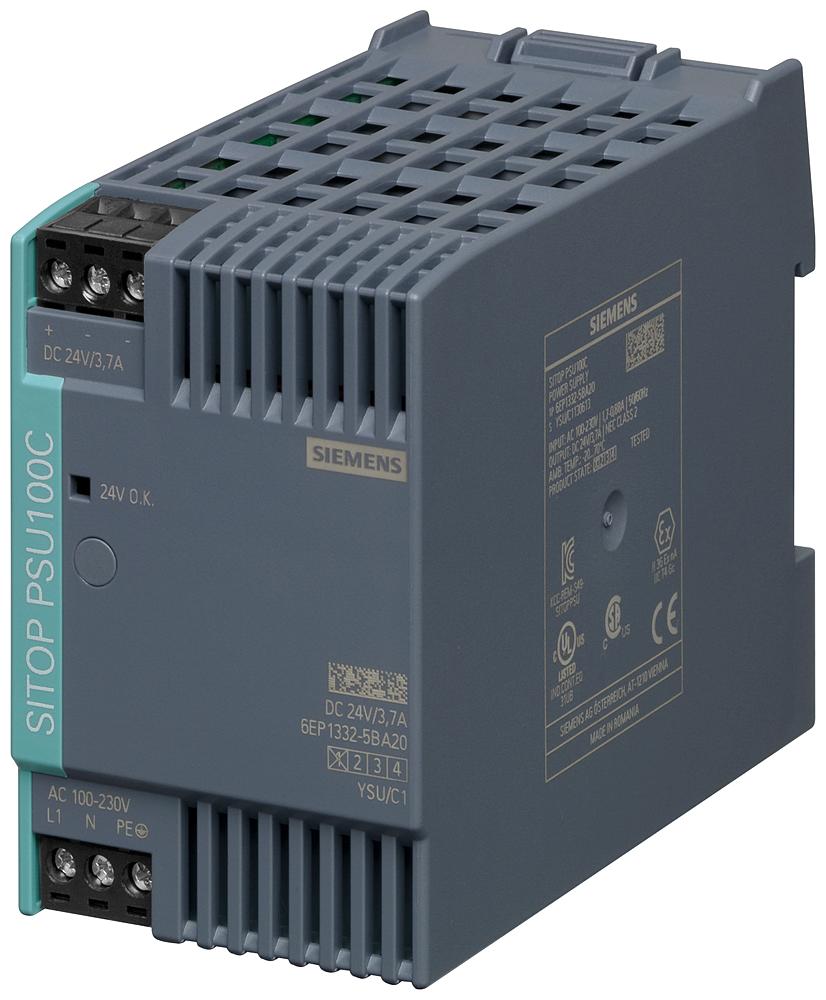 Siemens 6EP13325BA20 Power Supply