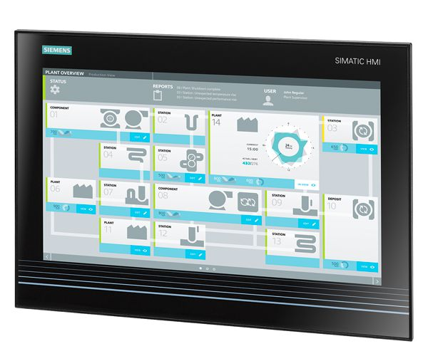 Siemens 6AV78633MA000AA0 SIMATIC Flat Panel