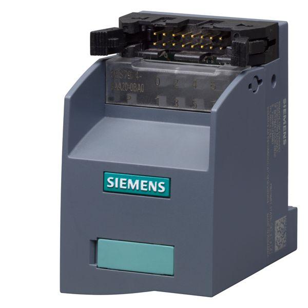 Siemens 6ES79240AA200BA0 Terminal Block