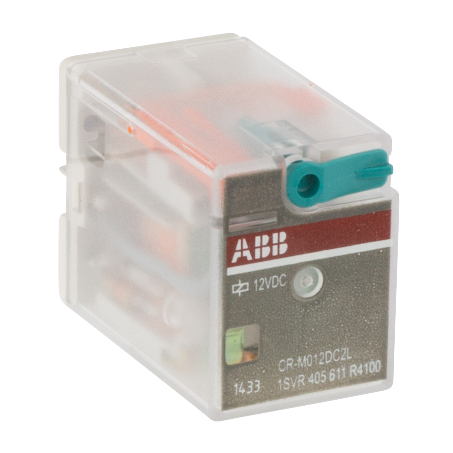 ABB 1SVR405611R4100 Pluggable Interface Relay