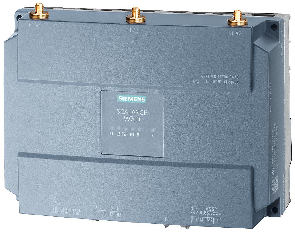 Siemens 6GK57881FC000AA0 Access Point