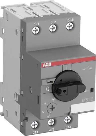ABB MS116-0.63 Manual Motor Starter