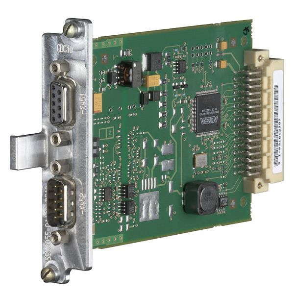 Siemens 6SL30550AA002CA0 Communication Board