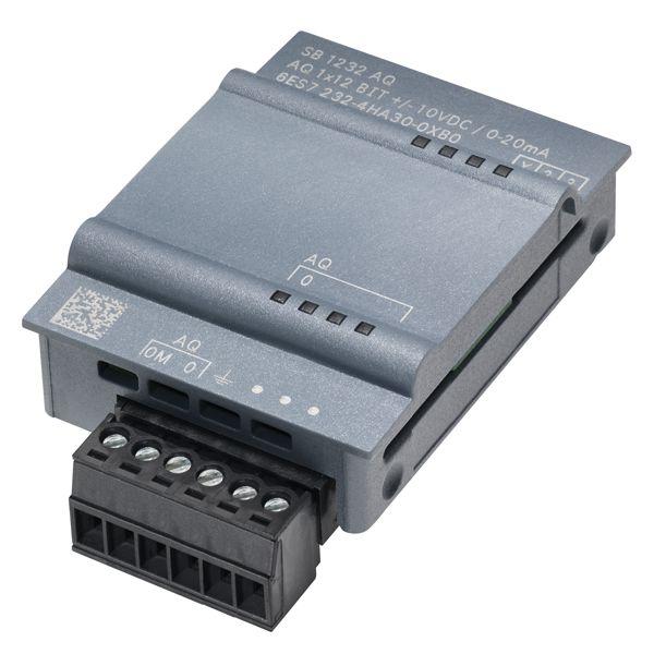 Siemens 6ES72324HA300XB0 SIMATIC Analog Output Module