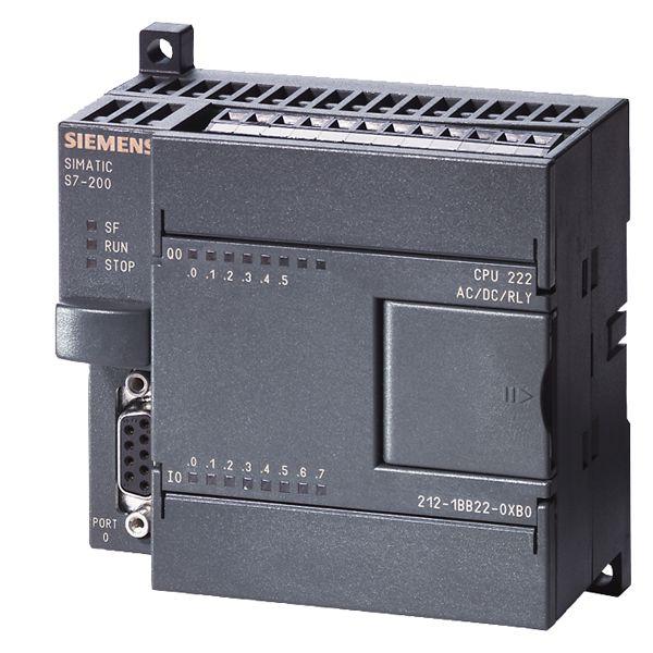 Siemens 6ES72121BB230XB0 SIMATIC PLC CPU Unit