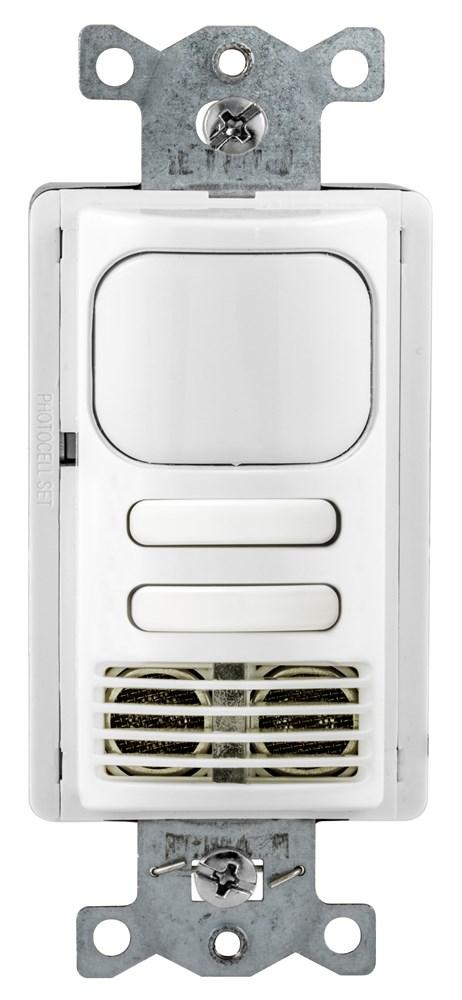 Hubbell ADN2000W2 Occupancy Vacancy Sensor Switch