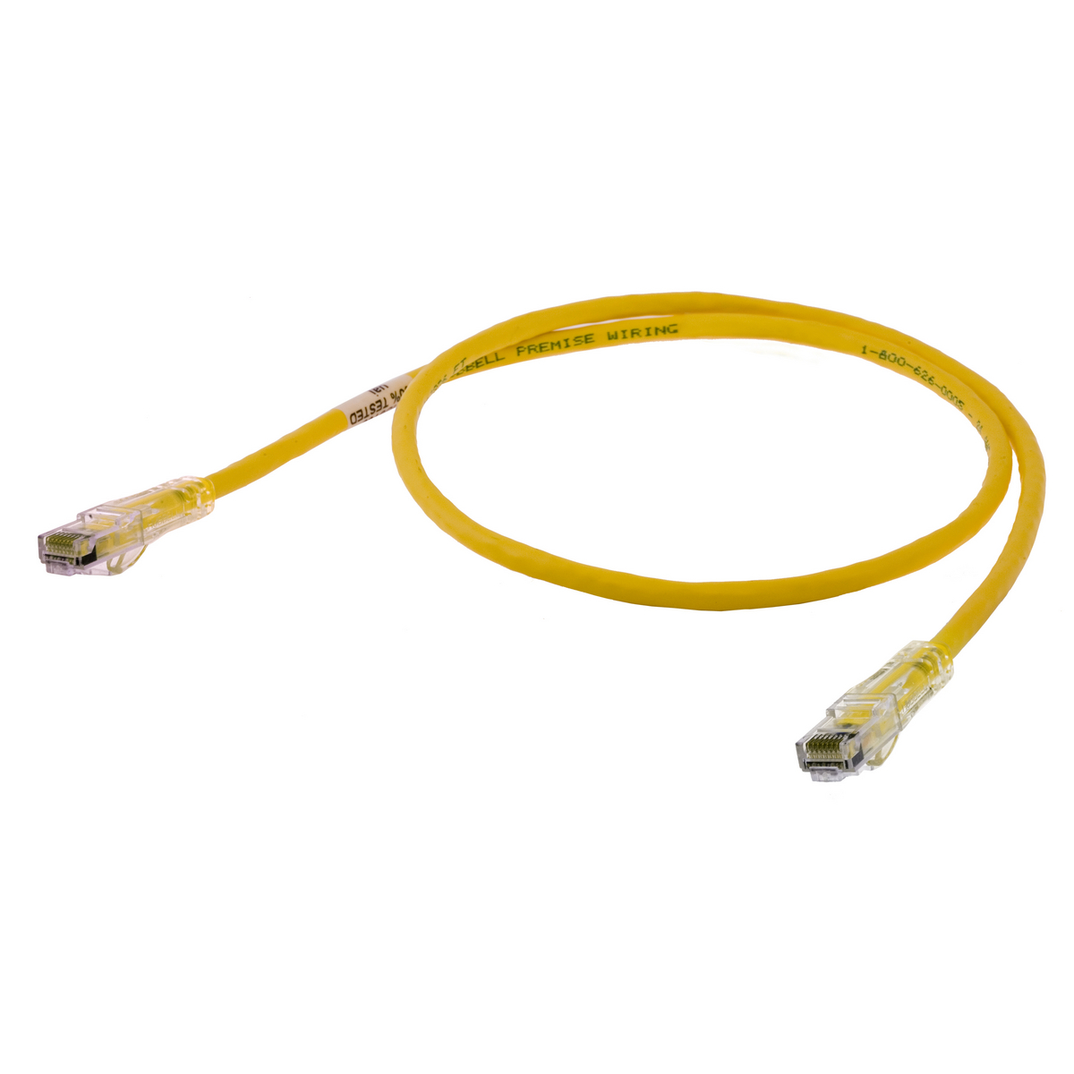 Hubbell HC6Y10 Copper Patch Cord