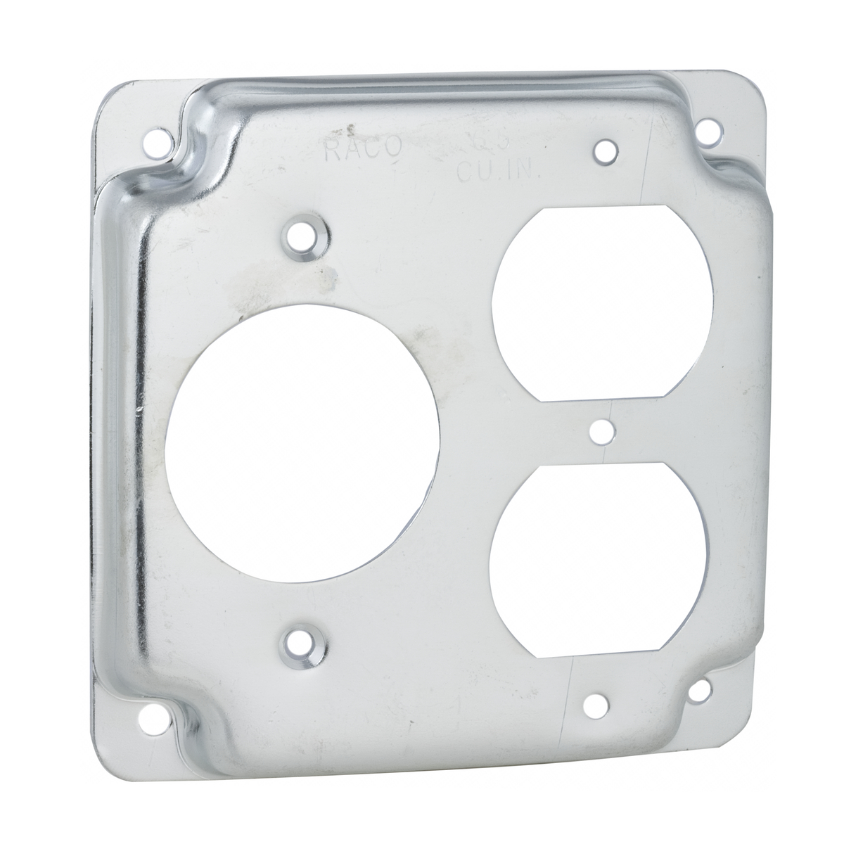 Hubbell-Raco 831C Exposed Work Cover