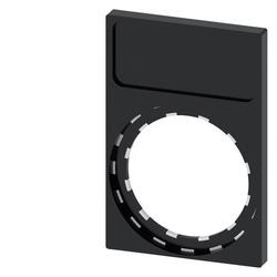 Siemens 3SU19000AN100AA0 Label Holder Frame