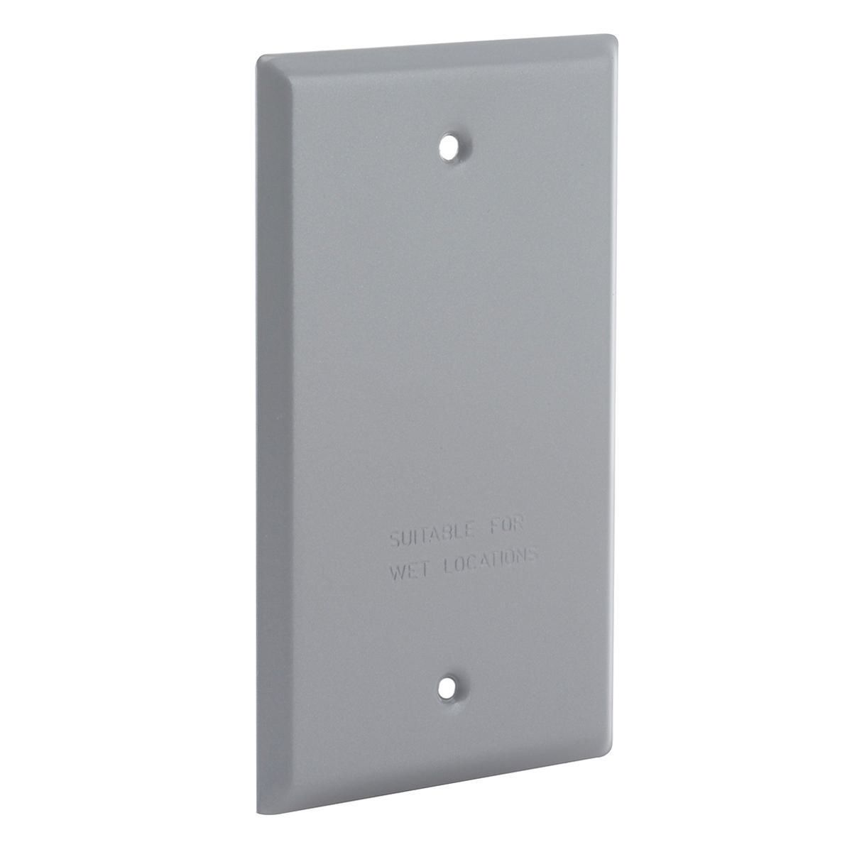 Hubbell-Raco 5173-0 BELL Blank Cover