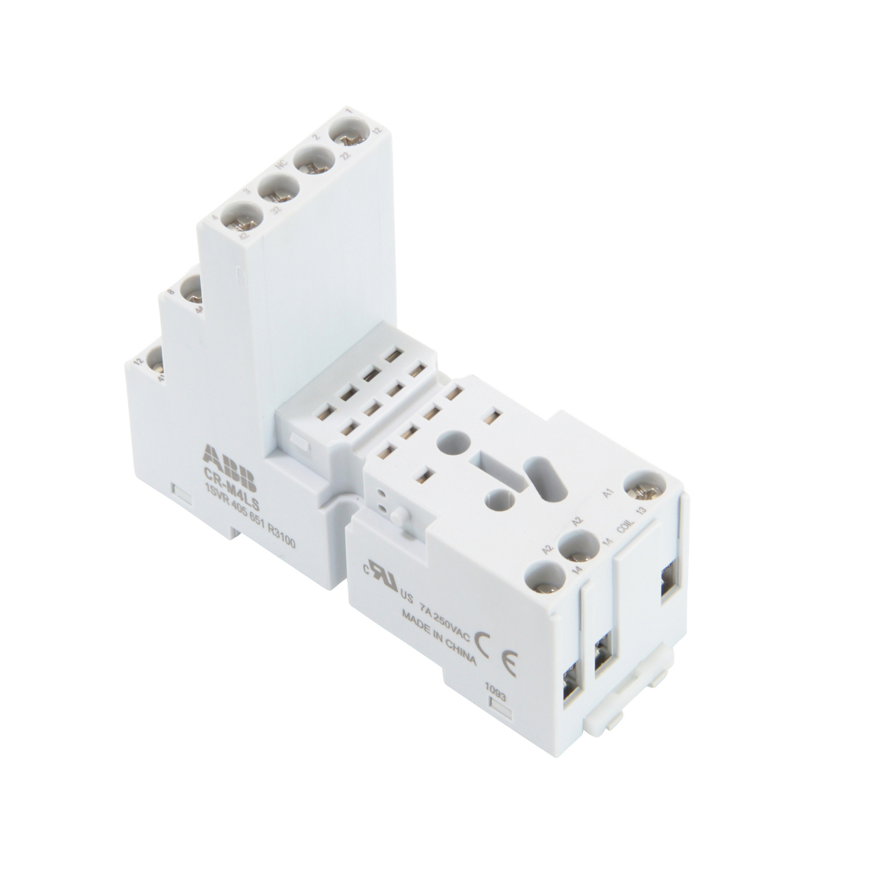 ABB 1SVR405651R3100 Logical Socket