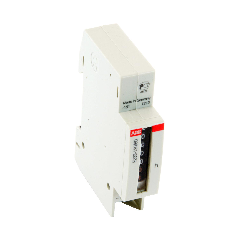 ABB E233-120/60 Elapsed Time Meter