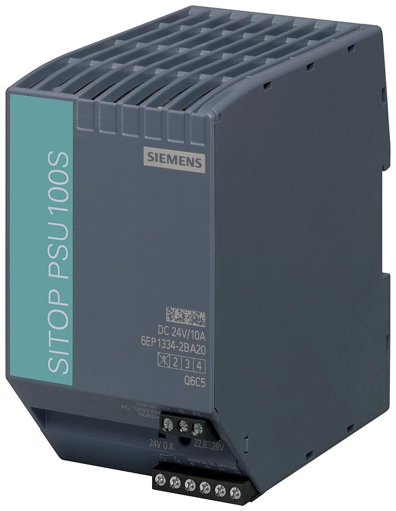 Siemens 6EP13342BA20 Power Supply