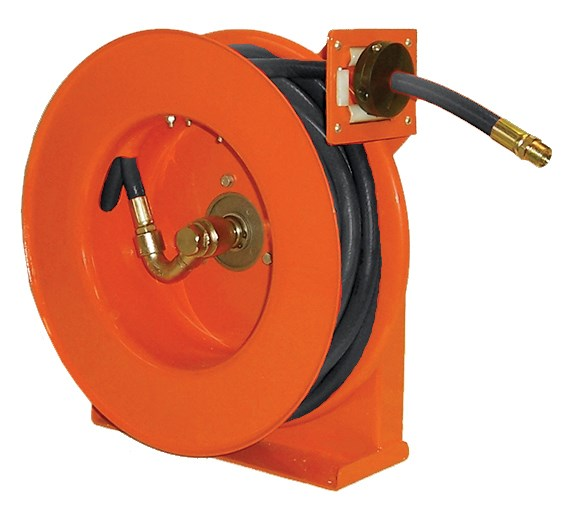 Hubbell HBLHR3825 Air/Water Hose Reel