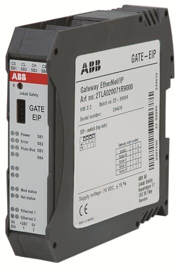 ABB 2TLA020071R9000 Gateway