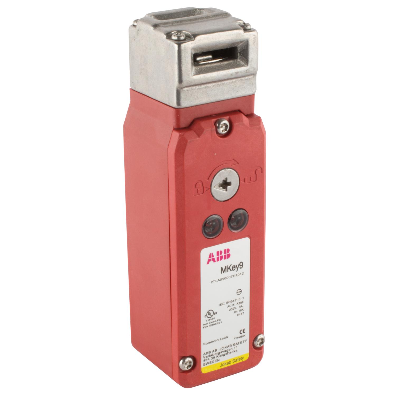 ABB 2TLA050007R1012 Solenoid Locking Interlock Safety Switch