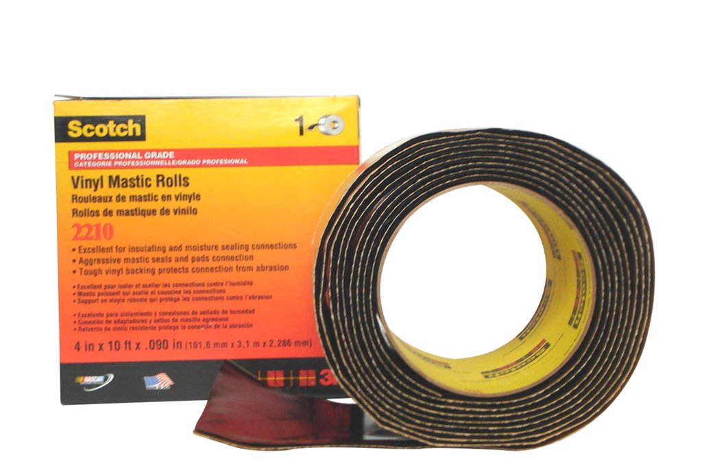 3M 2210-4X10FT Rubber Sealing Layer