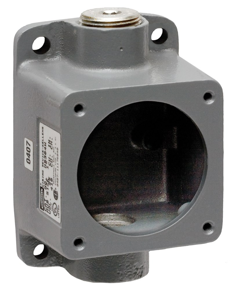 Hubbell MB304W Back Box