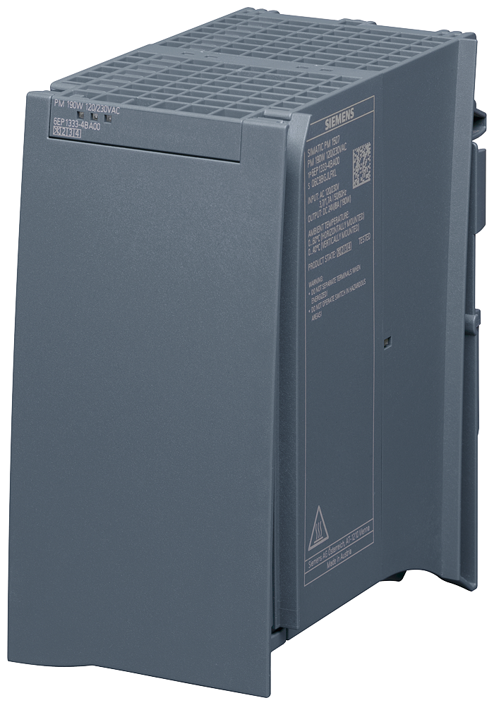 Siemens 6EP13334BA00 Power Supply
