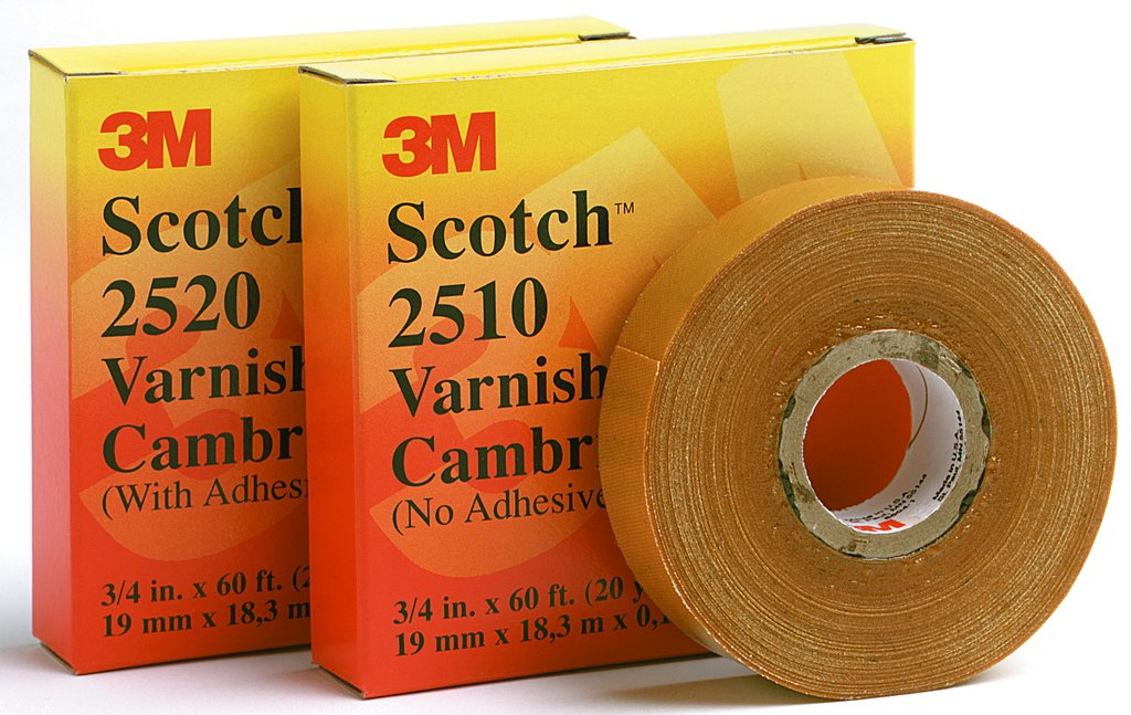 3M 2520-1X36YD Resin Impregnated Tape