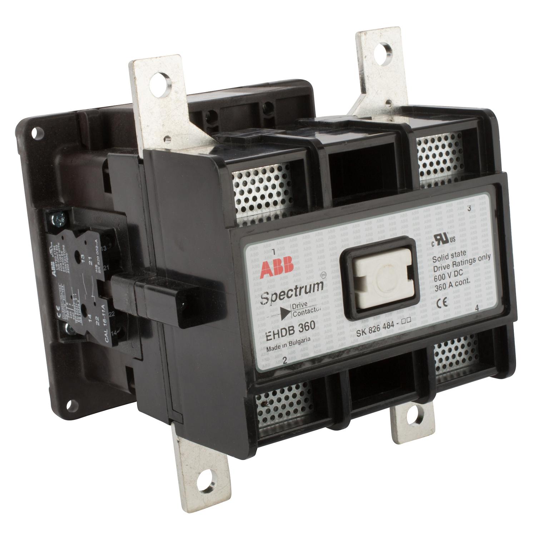 ABB EHDB360C2P-1L Drive Contactor