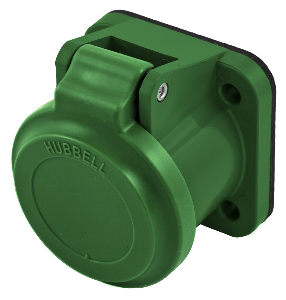 Hubbell HBLNCAGN Protective Lift Cover