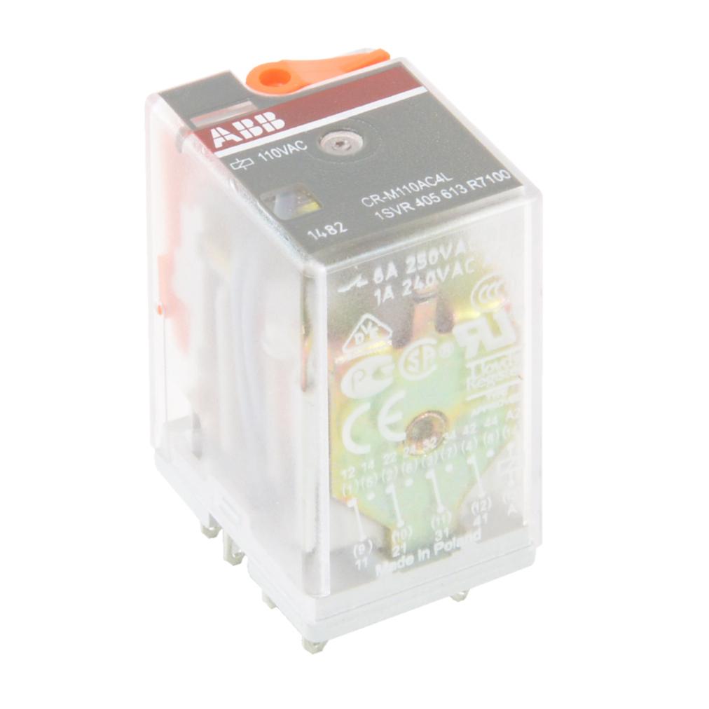 ABB 1SVR405613R7100 Control Relay