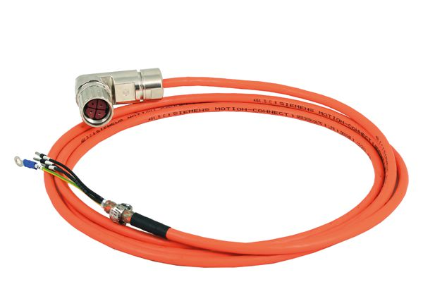 Siemens 6FX30025CL111AF0 MOTION-CONNECT 300 Power Cable