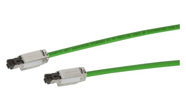 Siemens 6XV18715BH50 Plug-In Connecting Trailing Cable