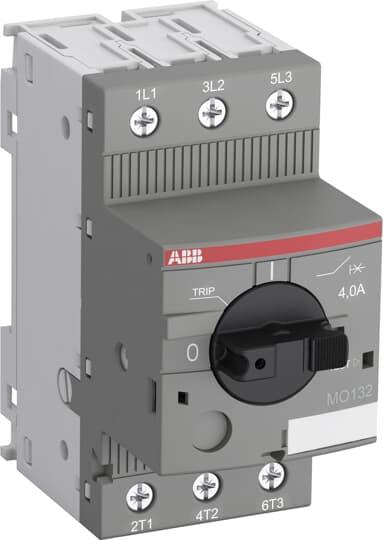 ABB MO132-6.3 Manual Motor Starter Magnetic Only