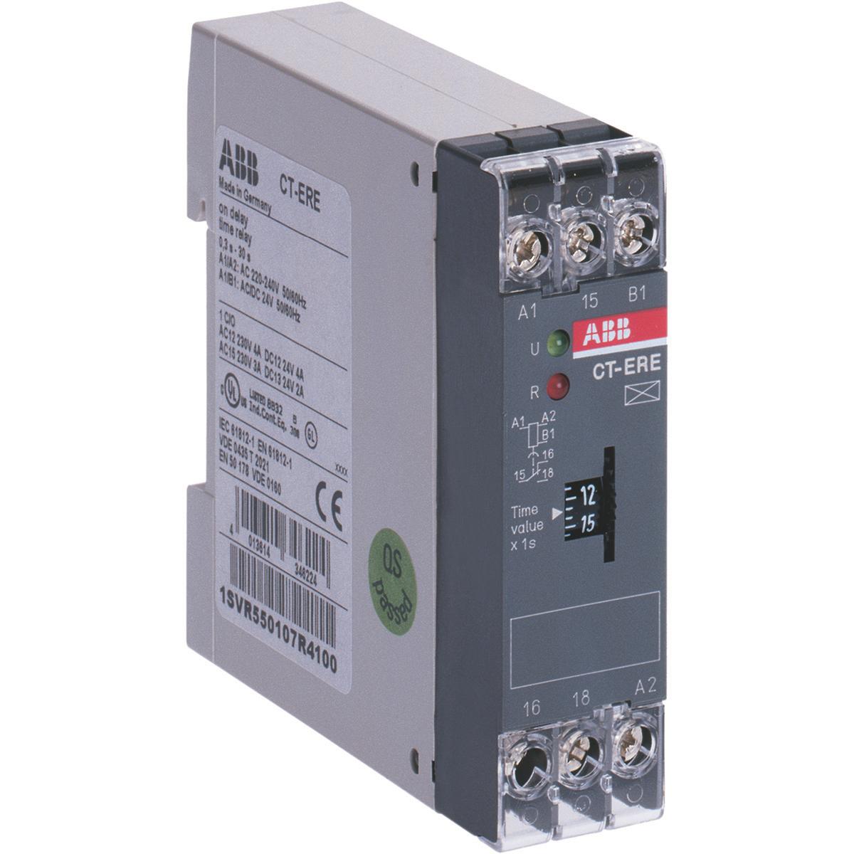 ABB 1SVR550100R1100 Time Relay